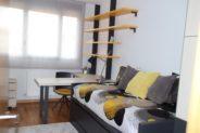 Habitación de estudio y dormitorio de invitados